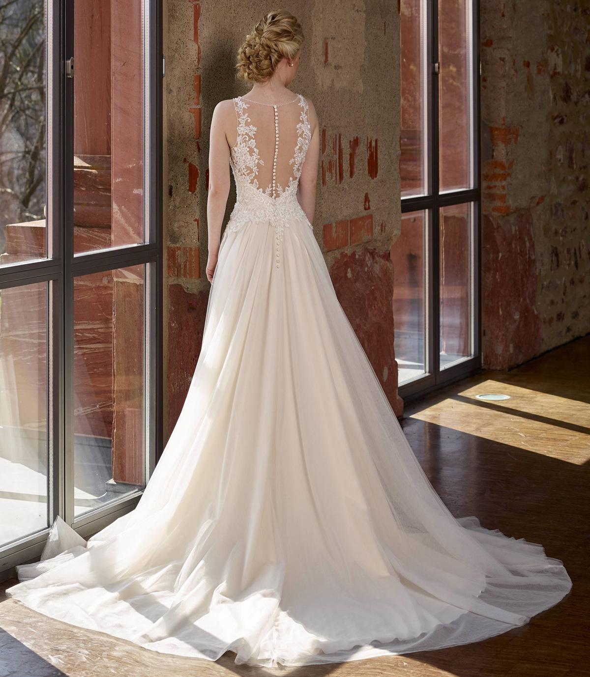 Das dritte Mal um Brautkleider